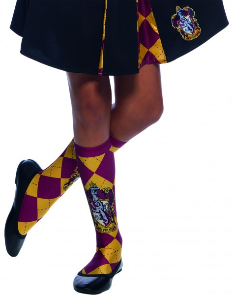 Rubies 339025 - Harry Potter Gryffindor Socks, Socken,Schuluniform Hogwarts, STD