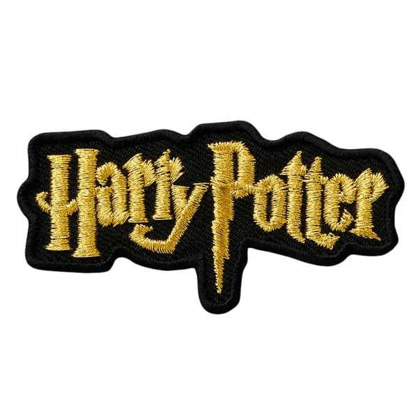 Mono Quick 14061 - Harry Potter Logo Applikation