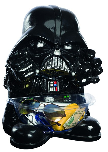 Rubies 368898 - Darth Vader, small CANDY BOWL + Schüssel