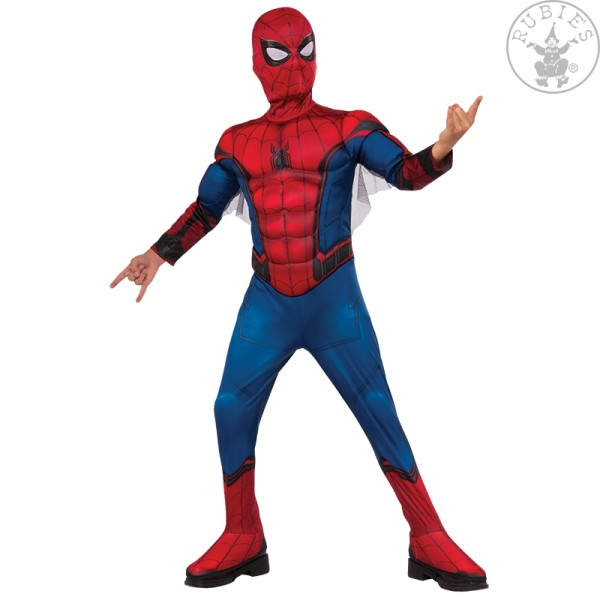 Rubies 3700615 - Spider-Man FFH Red-Blue DELUXE