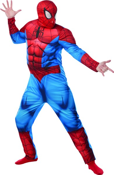 Rubies 3821173 - Spider-Man Deluxe - Adult