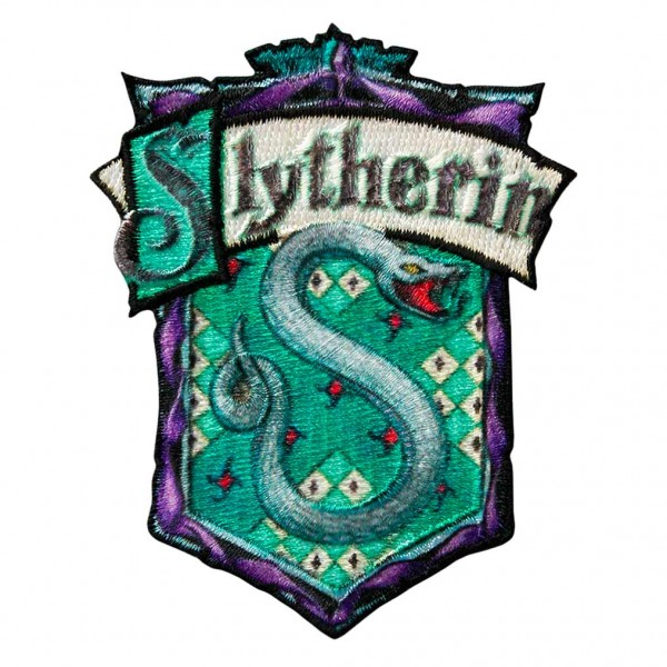 Mono Quick 18066 - Slytherin Logo, Harry Potter Applikation