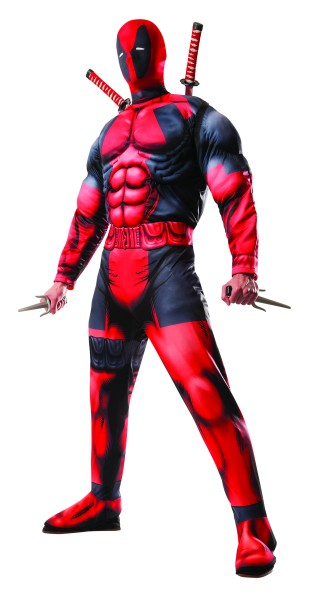 Rubies 3810109 - Deadpool Deluxe