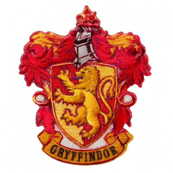 Mono Quick 18068 - Gryffindor Logo, Harry Potter Applikation