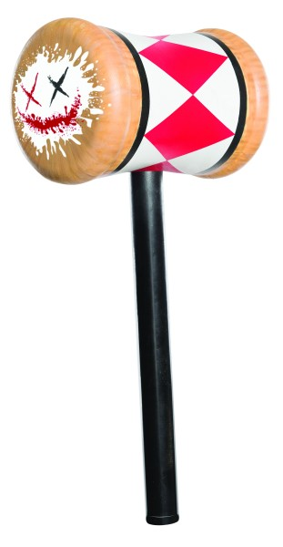 Rubies 334816 - Harley Quinn Hammer, Suicide Squad Mallet