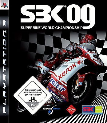 SBK-09 Superbike World Championship (Sony PlayStation 3, 2009) PS3 NEU