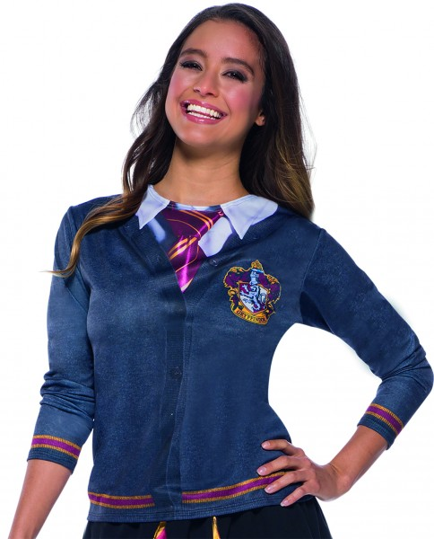 Rubies 3821144 - Harry Potter Gryffindor Top, Adult Schuluniform Hogwarts, S M L